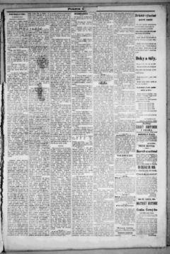 Nebraska Newspapers « Pokrok západu  (Omaha, Neb ) 1871-1920