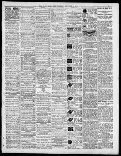 Nebraska Newspapers « Omaha daily bee  (Omaha [Neb ]) 187